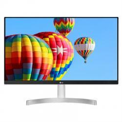 "LG 24MK600M-W Monitor 23.8"" IPS FHD VGA 2xHDMI Bco"