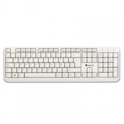 NGS teclado USB spike 12 teclas multimedia - Imagen 1