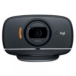 Logitech Webcam HD C525 Negra - Imagen 1
