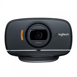 Logitech Webcam HD B525 Negra - Imagen 1