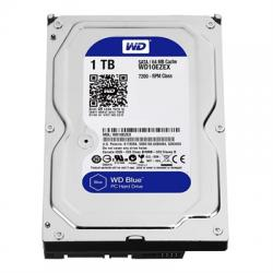 Western Digital WD10EZEX 1TB SATA3 64MB Blue 7200r - Imagen 1