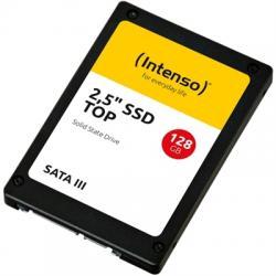 "Intenso 3812430 Top SSD 128GB 2.5"" Sata3 - Imagen 1"