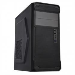 NOX Caja Semitorre ATX KORE USB 3.0 Negra - Imagen 1