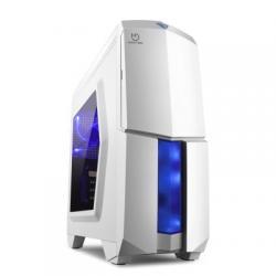 Hiditec Caja mATX NG-X1 Blanca USB3.0+Lec.Tarj. - Imagen 1