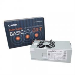 CoolBox Fuente Alim. TFX BASIC 500GR-T (CE,ROHS) - Imagen 1