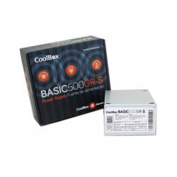 Coolbox Fuente Alim.SFX 500GR-S (CE,ROHS) - Imagen 1