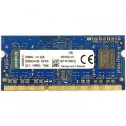 Kingston KVR16LS11/4 4GB SoDim DDR3 1600MHz 1.35V - Imagen 1