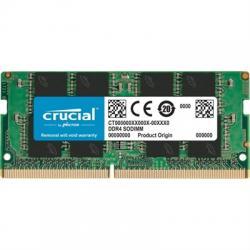 Crucial CT4G4SFS824A 4GB soDim DDR4 2400MHz - Imagen 1