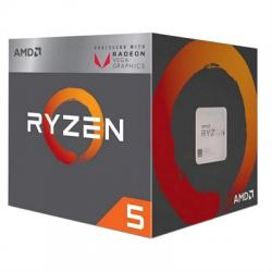 AMD RYZEN 5 3400G 3.7GHz 6MB 4 CORE AM4 BOX - Imagen 1