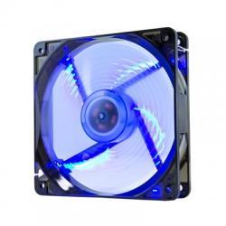 Nox Ventilador Caja Cool Fan 12cm Led Azul - Imagen 1