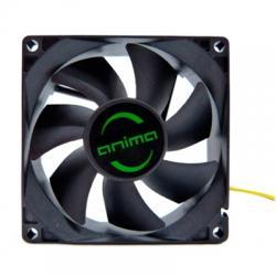 Tacens Anima ventilador caja 8cm 12db Flux.bearing - Imagen 1
