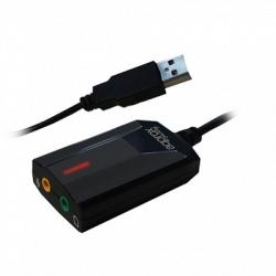 approx! APPX71PRO Tarj.Son. USB 7.1 Gam.PC/PS3/PS4 - Imagen 1