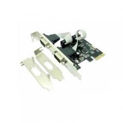 approx! APPPCIE2S Tarj. Cont. 2 Serie PCI-E LP&HP - Imagen 1