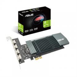 ASUS VGA NVIDIA GT 710-4H-SL-2GD5 2GB DDR5 - Imagen 1