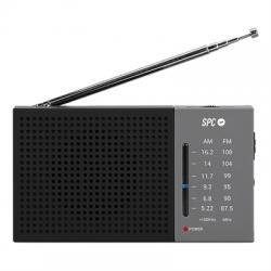 SPC Jetty Lite AM/FM Radio Gris - Imagen 1