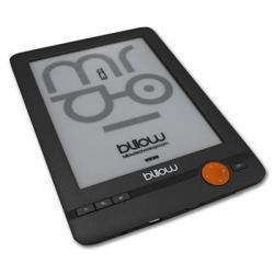 "Billow E03E eBook reader E03E 6"" E-Ink 4GB Gris - Imagen 1"