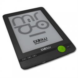 "Billow E03FL eBook reader 6"" E-Ink 4GB Luz Gris - Imagen 1"