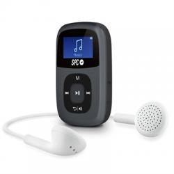SPC Reproductor MP3 Clip 8648N 8GB Negro - Imagen 1