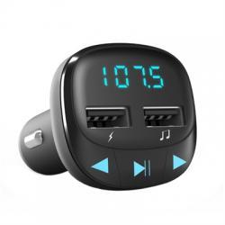 Energy sistem Car Transmitter FM Black (microSD) - Imagen 1