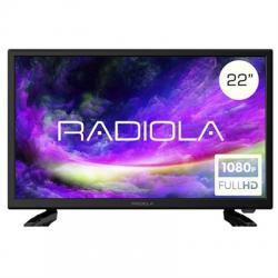 """Radiola LD22100K TV 22"""" FHD HDMI TDT2 12V - Imagen 1"""