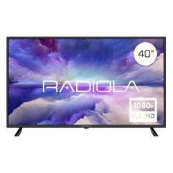 "Radiola LD40100K TV 40"" LED FHD HDMI TDT2"